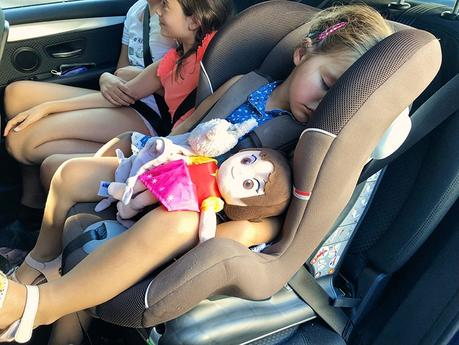 Best Travel Car Seat for 3 Year Old Passengers