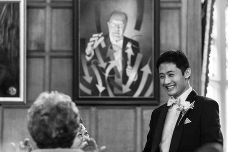Trinity College Wedding Photography – Angella and Geoffrey