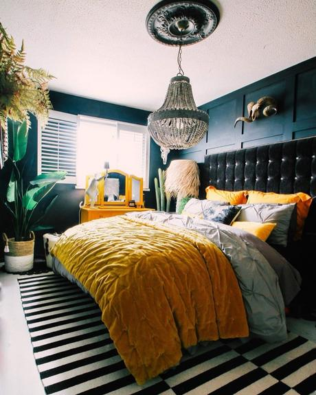 Style It Dark – Eclectic Interiors With Pati
