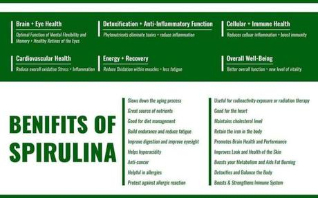 Spirulina: A Natural Superfood that will boost your health