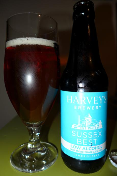 Tasting Notes: Harvey's: Sussex Best Low Alcohol