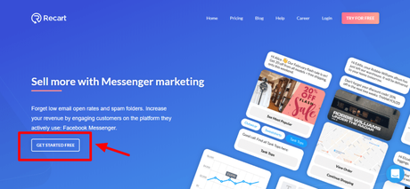 ✅(Updated 2019) Recart Review: FB Messenger Marketing Made Easy ?