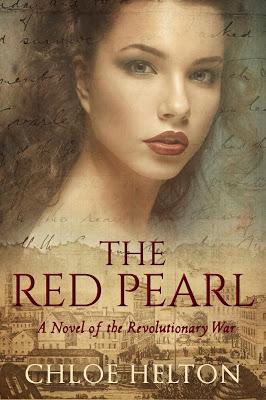 BOOKS & MORE BOOKS: THE RED PEARL BY CHLOE HELTON