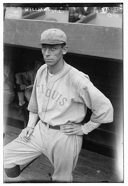 This day in baseball: Williams's six-game streak