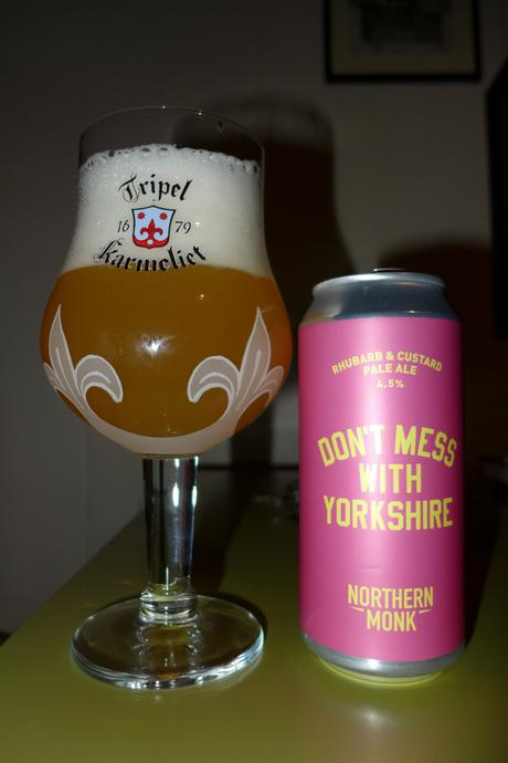 Tasting Notes:  Northern Monk: Don't Mess With Yorkshire