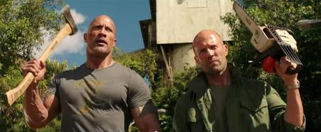 Hobbs and Shaw: Ridiculous, Charming, Numbing & Inescapable