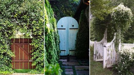 Welcome Your Guests With These Simple Gate Design For Small House