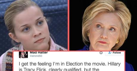 My Take on Tracy Flick in Election