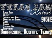 Gravitoyd Presents Announces First Annual Texas Revival Featuring Black Tusk, Fat, Forming Void More