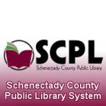 Schenectady County Public Library logo image