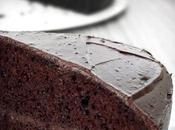 Steam Chocolate Fudge Cake