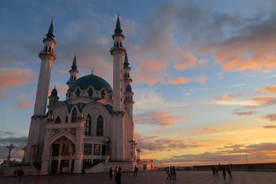 Travel Guide: Kazan, Russia
