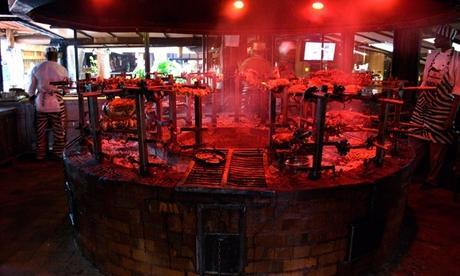 Review: The Carnivore restaurant, Kenya