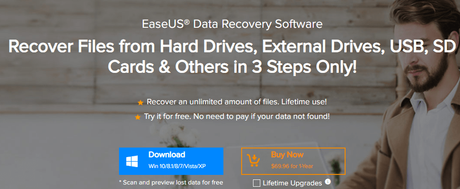 EaseUS Data Recovery Wizard Review Latest 2019