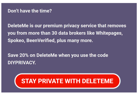 DeleteMe Review 2019: Protect Your Privacy Online (Is It