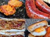 Binge-watching? First, Let's Make Some Sausage Sandwich Longganisa Burger