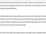 Positively Positive Link Building Tips That Work