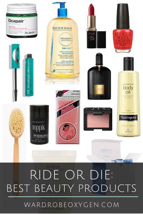 My Beauty Ride or Die Products