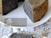 Ultra Soft Moist Black Sesame Chiffon Cake HIGHLY RECOMMENDED!!!
