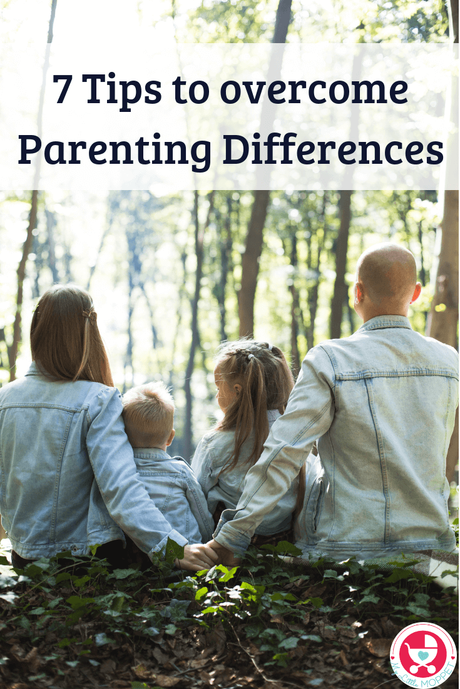 Parenting can bring out new sides of both parents. Here are some tips to overcome parenting differences and ensure the marriage stays strong and stable during this new journey.