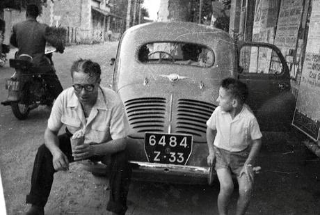 Finding the little boy in the old photograph