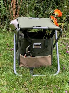 Product Review - Town & Country Foldable Seat and Bag