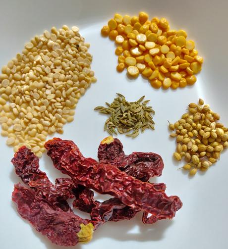 Recipe: Gongura aka sorrel leaves pachadi and gongura-brinjal chutney
