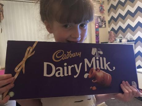 Personalised chocolate gifts