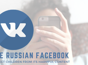 Russia's Facebook: Protect Children From Harmful Content