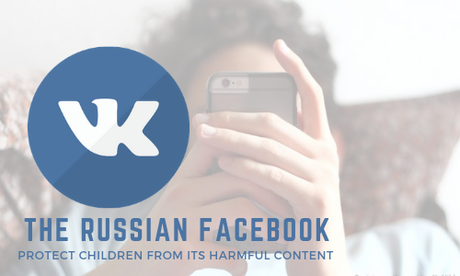 VK The Russia's Facebook Protect Children From Its Harmful Content