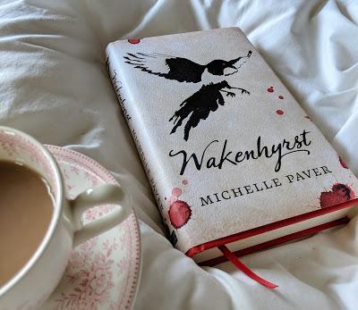 Waykenhyrst Gothic thriller book recommendation
