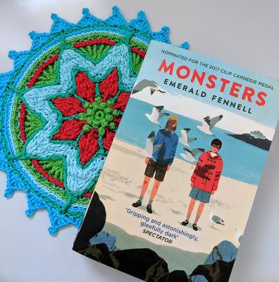 Book Review Monsters from Killing Eve Emerald Fennell