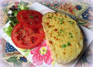 Proper Welsh Rarebit