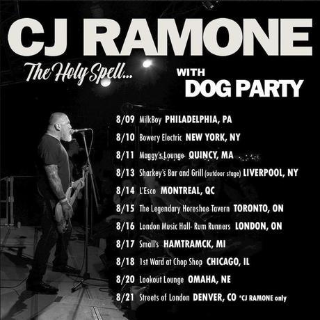 C.J. Ramone – The Final Tour [Q&A + 5 Quick Questions]