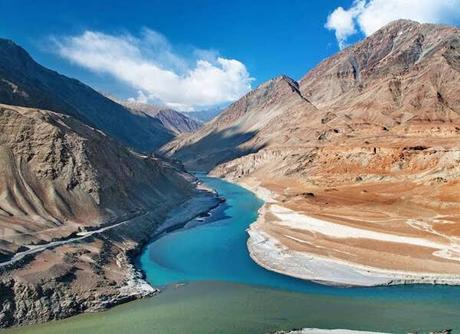 beautiful Ladakh, the new UT and the speech of its young MP