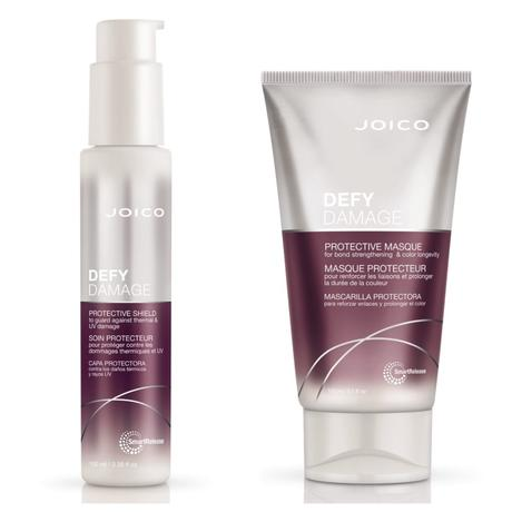 From Lackluster to Luscious; How Joico's Defy Damage Line Transformed My Hair