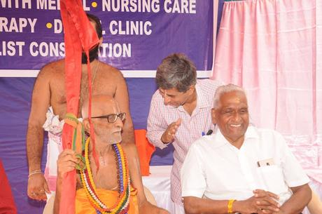 SYMA's golden day !  Medical Centre moving into sprawling premises