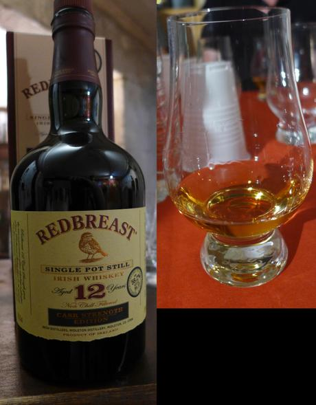 Tasting Notes: Red Breast: Cask Strength 12: 2018 Edition