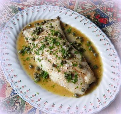 Lemon, Caper & Butter Dressed John Dory