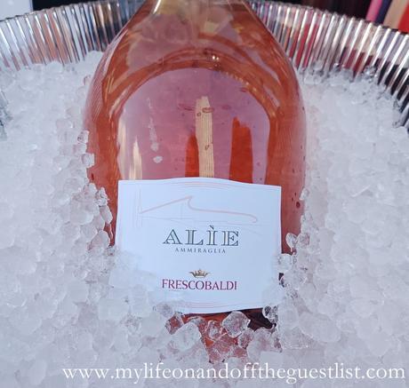 The Perfect Summer Soirée: Frescobaldi Toscana Alìe Rosé