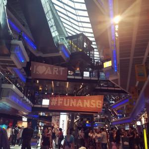 Mall Talk: Queue! Eat! Explore!
