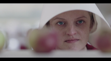 The Handmaid's Tale – I'm proud of you.