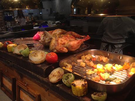 Foods at Four Seasons