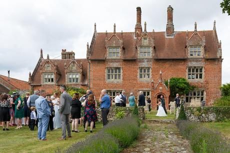 a wedding at hautbois hall