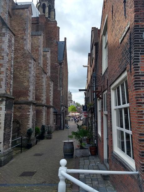 Summertime in the Netherlands