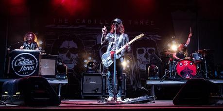 The Cadillac Three at Boots and Hearts 2019