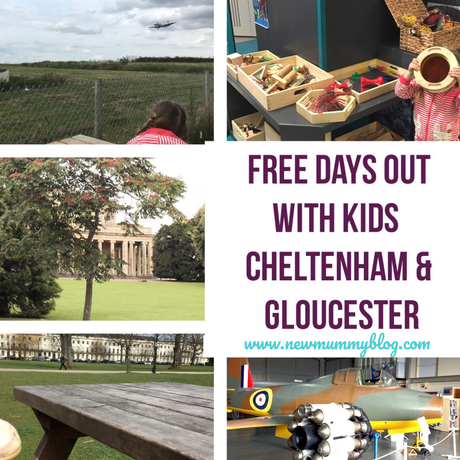 Free days out & activities in Cheltenham & Gloucester |  Summer 2019