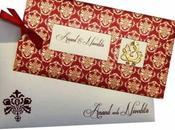 Heart Indian Weddings Invitation Card