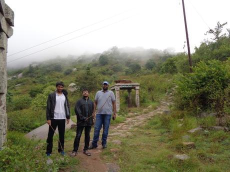 176) Shivagange Trek – Trek into the Clouds: (7/8/2019)