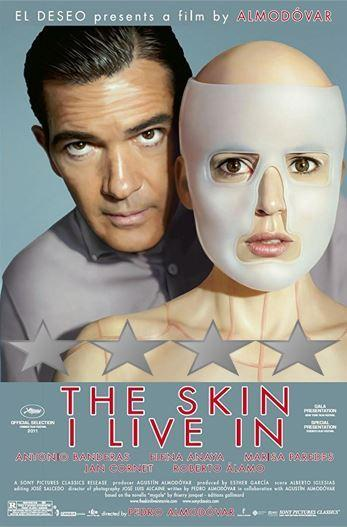 Antonio Banderas Weekend – The Skin I Live In (2011)